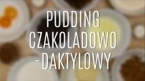 Przepis na pudding czekoladowo-daktylowy