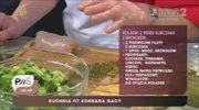 Przepis na roladki z piersi kurczaka z brokułami