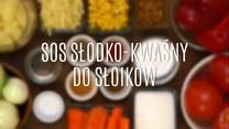 Przepis na sos słodko-kwaśny do słoików