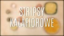 Przepis na stripsy kalafiorowe