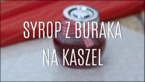 Przepis na syrop z buraka na kaszel