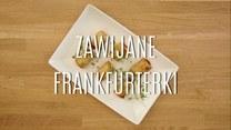 Przepis na zawijane frankfurterki