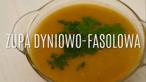 Przepis na zupę dyniowo-fasolową