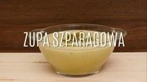 Przepis na zupę szparagową
