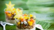 Przepisy na klasyczne desery z egzotycznymi owocami