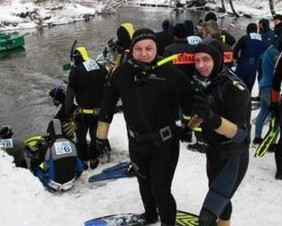Przepłynęli polską Amazonkę /Tygodnik Krąg