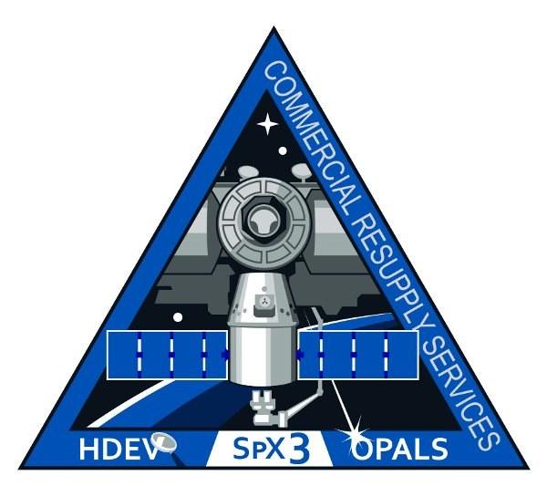 Przeprowadzono test silników pierwszego stopnia rakiety Falcon 9 v1.1 przed misją CRS-3. /materiały prasowe