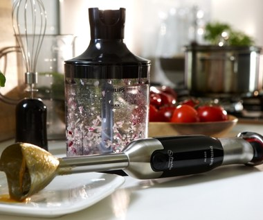 Przetestuj blender ręczny HR1676/90 Avance SpeedTouch firmy Philips
