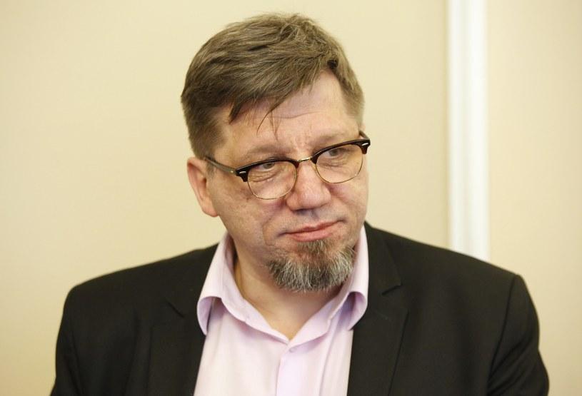 Przewodniczący KRRiT Witold Kołodziejski /Stefan Maszewski /Reporter
