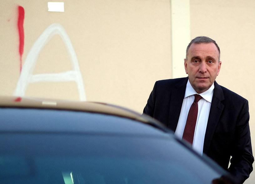 Przewodniczący Platformy Obywatelskiej Grzegorz Schetyna /Dariusz Delmanowicz    /PAP