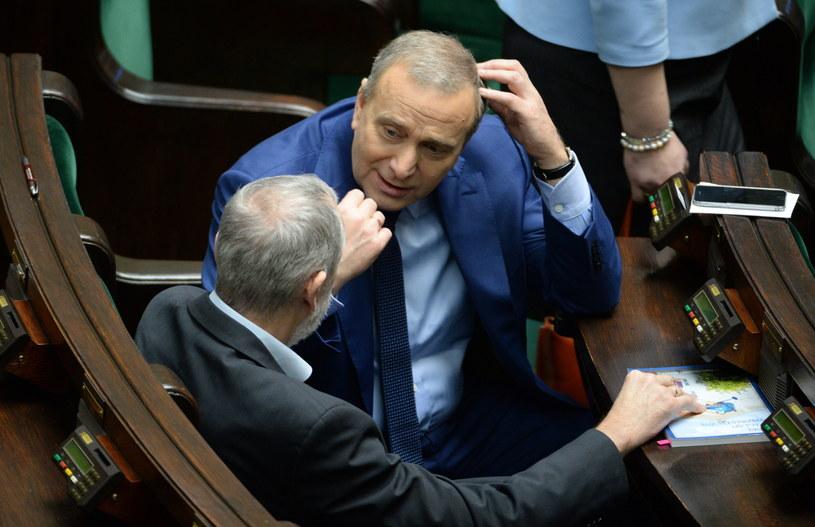 Przewodniczący PO Grzegorz Schetyna /Jacek Turczyk /PAP