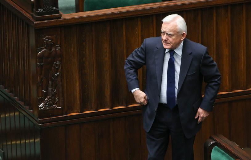 Przewodniczący SLD Leszek Miller /Rafał Guz /PAP
