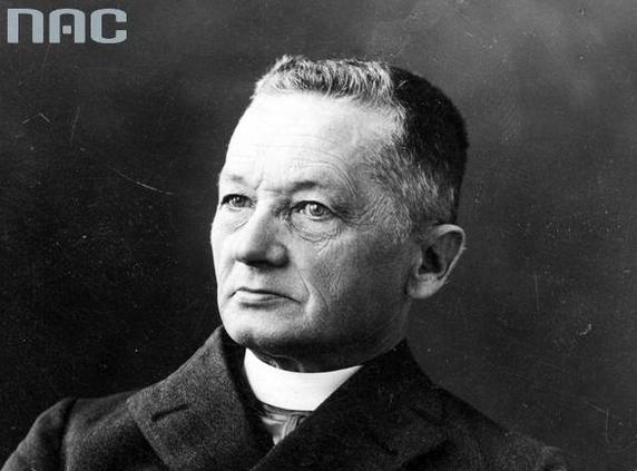 Przewodniczącym Rady został ksiądz Józef Londzin /Z archiwum Narodowego Archiwum Cyfrowego