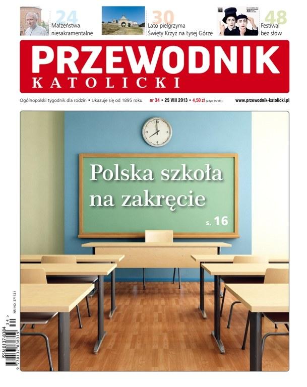 """Przewodnik Katolicki"" nr 34 /"