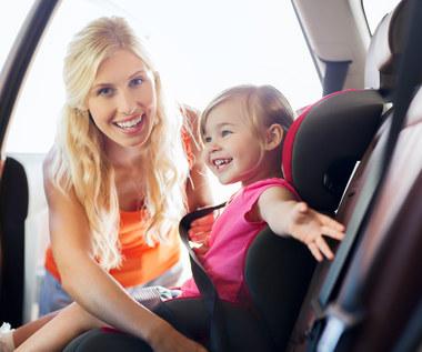 Przewozisz w samochodzie dziecko? Sprawdź, czy robisz to dobrze