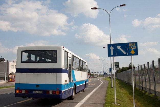 Przewoźnicy w Rzeszowie pod kontrolą /Maciej Goclon /Agencja SE/East News