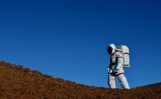Przez 120 dni szóstka ochotników przyrządzała różne potrawy, które mają być menu przyszłych astronautów /materiały prasowe