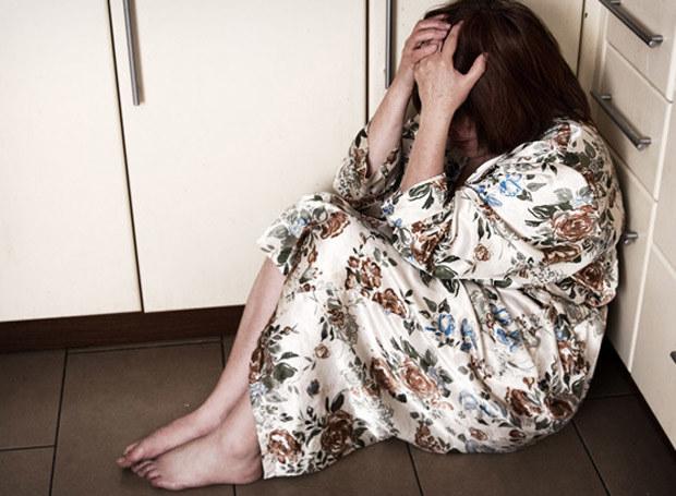 Przez lata byłam ofiarą przemocy domowej /123RF/PICSEL