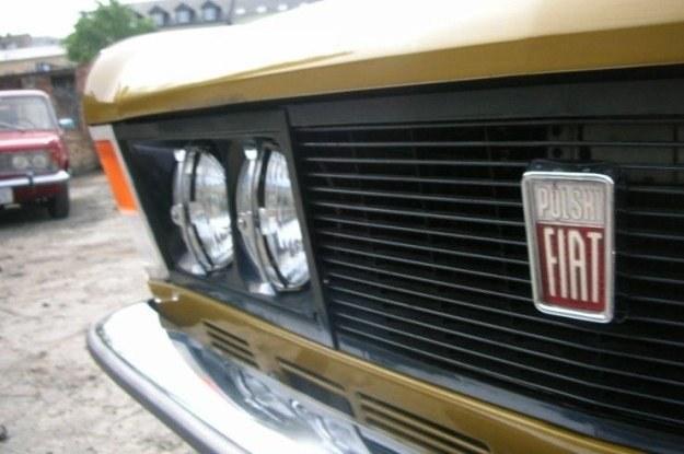 """Przez lata głównym produktem eksportowym była marka """"Polski Fiat"""" /INTERIA.PL"""