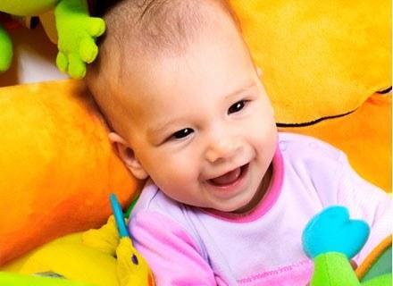 """Przez pierwsze tygodnie życia noworodek """"mówi"""" poprzez krzyk /© Panthermedia"""