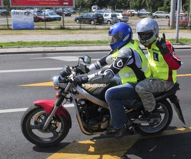 Przez rok nie zrobisz prawa jazdy na motor! Luka w prawie!