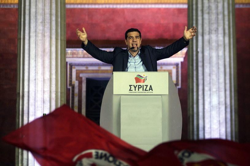 Przez zagraniczna prasę Cipras określany jest jako buntownik /PAP/EPA