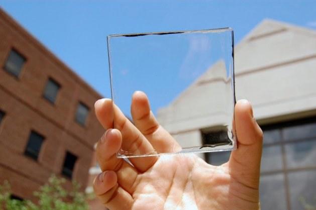 Przezroczysty koncentrator światła opracowany przez zespół z Uniwersytetu Stanowego Michigan Fpt. iflscience /Komórkomania.pl