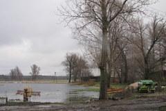 Przybywa wody w wielkopolskiej gminie Golina