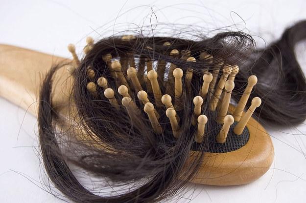 Выпадение волос при сыроедении