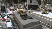 Przygotowania do pogrzebu Szymborskiej
