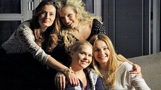 """""""Przyjaciółki"""" /Polsat"""