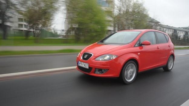Przynależność Altei do grupy Volkswagena gwarantuje doskonałe zaopatrzenie. /Motor