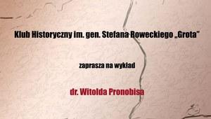 """""""Przystanek Historia"""" zaprasza na nowy cykl spotkań Klubu Historycznego w Krakowie"""