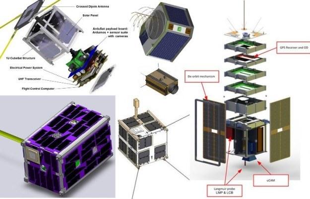 Przyszłość segmentu mikro- i nanosatelitów maluje się kolorowo /materiały prasowe