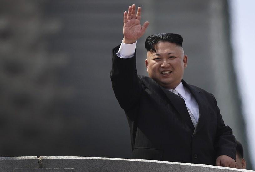 Przywódca Korei Północnej Kim Dzong Un /East News