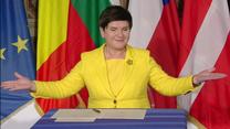Przywódcy 27 państw UE w 60. rocznicę Traktatów Rzymskich przyjęli Deklarację Rzymską