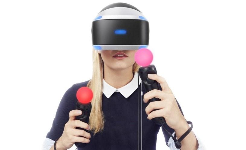 PS VR /materiały prasowe