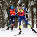PŚ w biathlonie - triumf Martina Fourcade'a