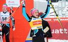 PŚ w biegach - triumf Therese Johaug. Norweskie podium