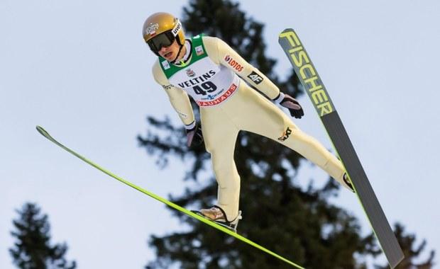 PŚ w skokach - Piotr Żyła wygrał kwalifikacje w Trondheim