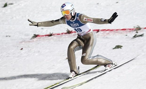 PŚ w skokach: Stoch dziewiąty w kwalifikacjach, wygrał Kraft