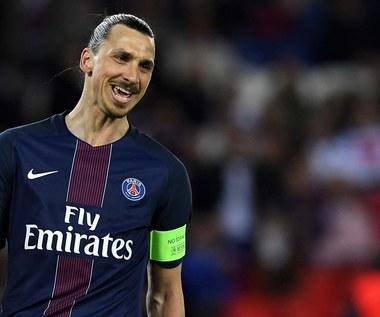 PSG wcale nie chciało Zlatana Ibrahimovicia. Wideo