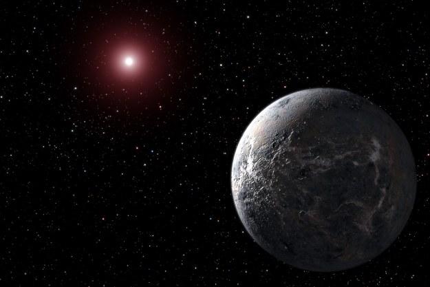 PSR B1620-26 b - tak nazywa się jedna z najstarszych znanych nam planet. Zdjęcie ilustracyjne /NASA