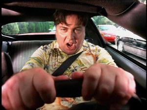 """Psychologowie znają pojęcie """"road rage"""", czyli """"drogowej wściekłości"""""""