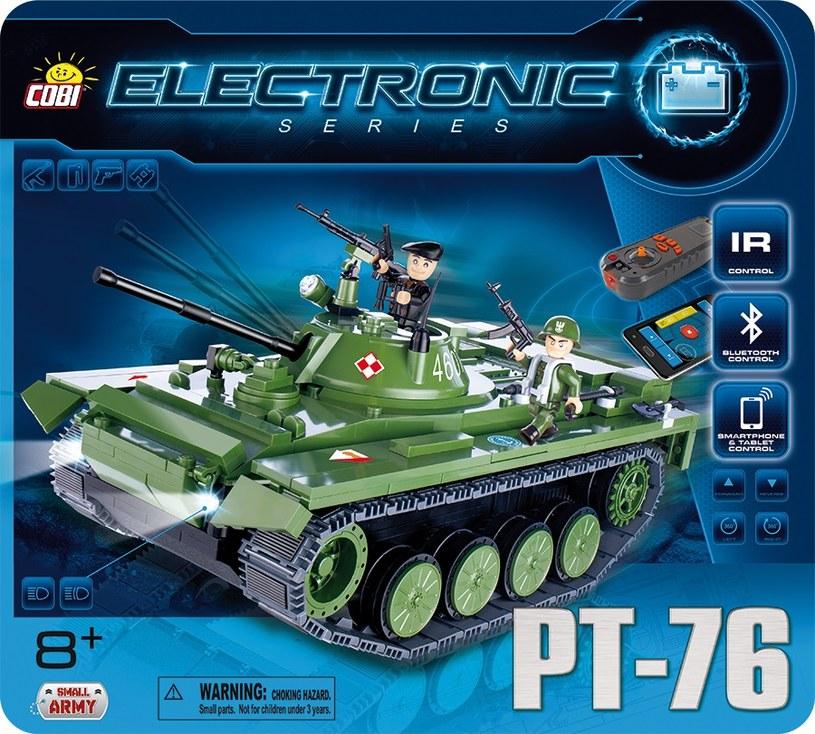 PT-75 z serii Electronic od Cobi /materiały prasowe