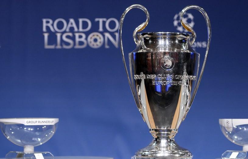 Puchar Europy /AFP