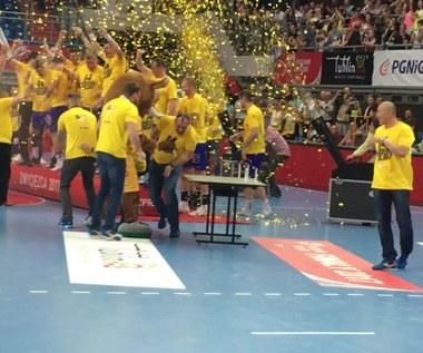 Puchar Polski dla Vive Tauronu Kielce. Wideo
