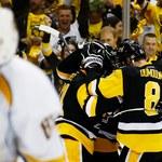 Puchar Stanleya: Pittsburgh Penguins - Nashville Predators 4-1 w drugim meczu