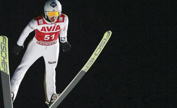 Puchar Świata w skokach: Kot i Stoch pewni startu w drugim konkursie w Lillehammer