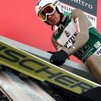 Puchar Świata w skokach w Klingenthal: Kamil Stoch wygrał kwalifikacje